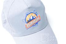 Серые бейсболки с логотипом «Выживший»