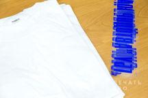 Белые футболки с надписью «АВТОДОР»