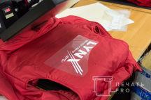 Утепленные жилеты с логотипом «LYNX»