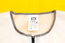 Белые сигнальные жилеты с логотипом «Академия знаний»
