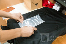 Черные куртки с логотипом «Smile»
