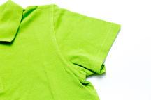 Зеленые футболки-поло с изображением «Исроэль»