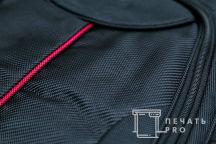 Черные рюкзаки с логотипом «Technologies of Skies»