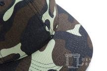 Бейсболки с логотип «ОРЛЁНОК» цвета хаки
