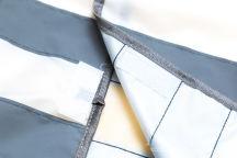 Белые сигнальные жилеты с надписью «ДИРЕКТОР»