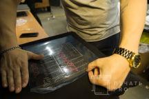 Черные толстовки с принтом «HFARTZ DESIGNER»
