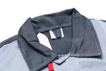 Многоцветные куртки с логотипом «МонолитСтрой»