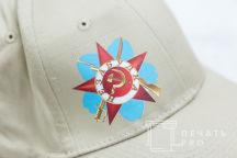 Бейсболки с логотипом «Незабудка»