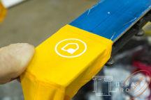 Желтые сигнальные жилеты с логотипом «ФАС СУДЬЯ»