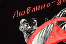 Черные толстовки с логотипом «ДОДЗЕ»