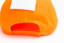 Оранжевых бейсболки с логотипом «СБОРЫ ГО»