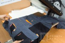 Серын куртки с логотипом «ТрансЭнергоСнаб»