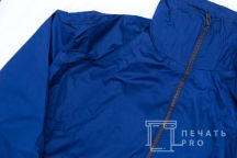 Куртки с надписью «Служба парковки»