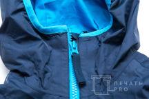 Двухцветные куртки с логотипом «ВОДНИК»