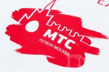 Футболки с логотипом «МТС КОНФЕРЕНЦИЯ»