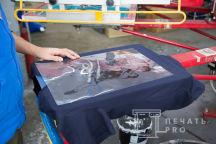 Печать картинки и надписи