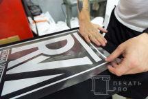 Черные свитшоты с логотипом «ROMAN VERBOVSIY»
