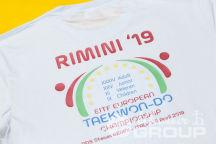 Футболки с логотипом «RIMINI»