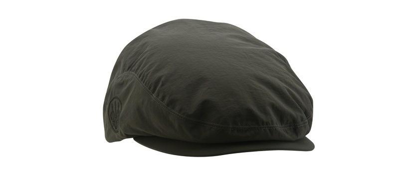Картинка с мужской кепкой коппола черного цвета